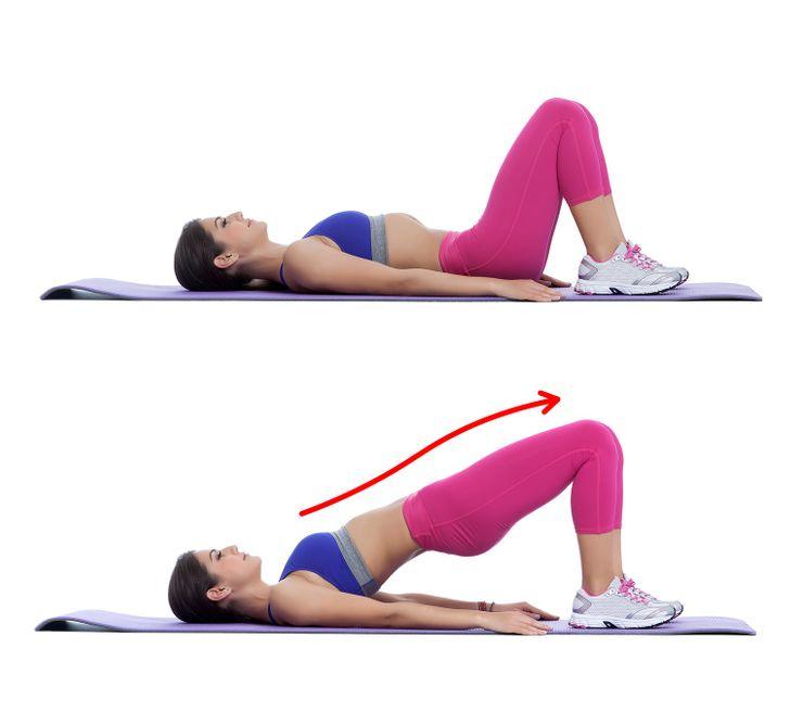 7 Exercício para crescer o glúteo