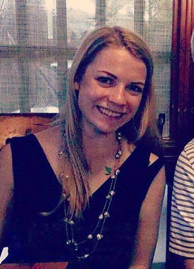 Miranda Kay, la chica del selfie mortal. FOTO: Heavy