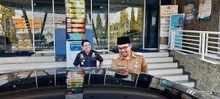 Wabup Oky Kunjungan Silaturahmi Ke Kantor Bea Cukai Kuala Namu