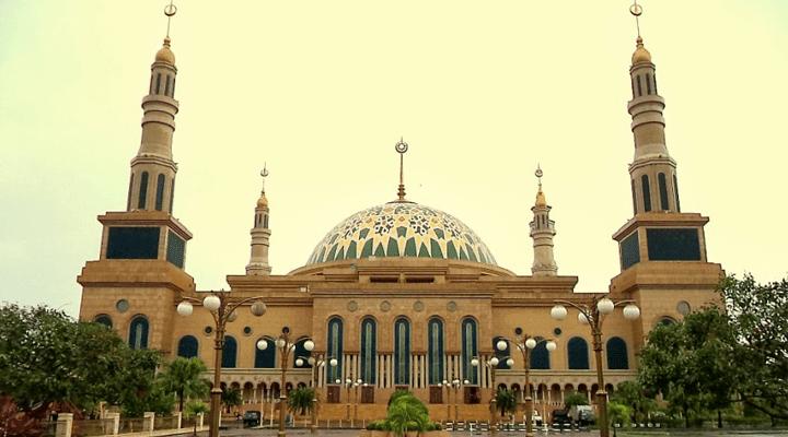 wisata religi samarinda