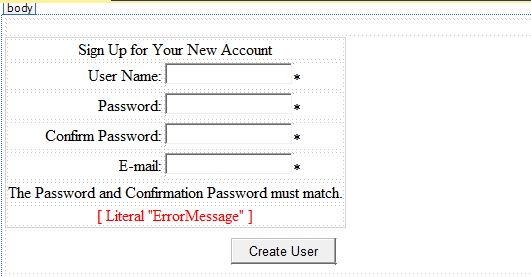 "remove ""Security Answer"" and Security Question."