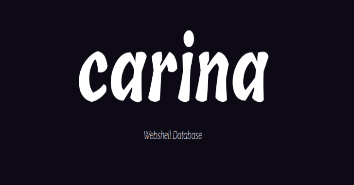 Carina : Webshell, Virtual Private Server (VPS) & cPanel Database