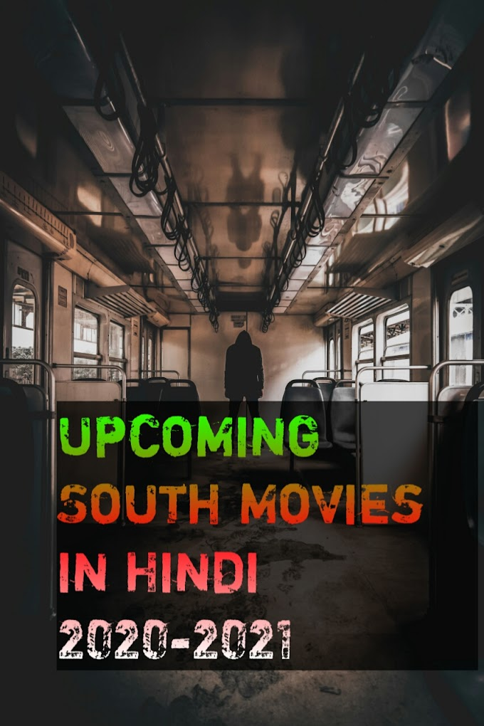 5 upcoming South Indian Movies 2020-2021
