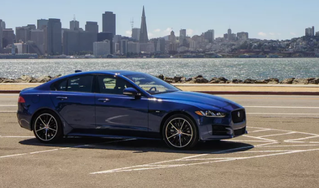 2017 Jaguar XE 35t AWD Review