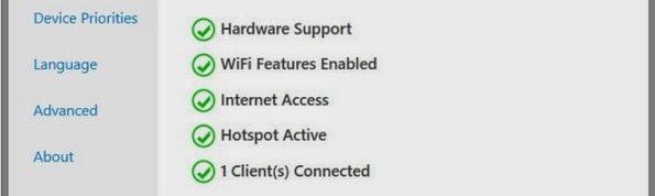 Thinix WiFi Hotspot software