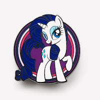 My Little Pony Rarity AR Pin by Pinfinity