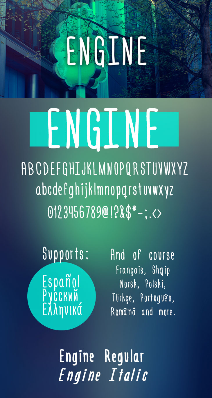Download Font Handletter Tulisan Tangan Terbaik - Engine Font