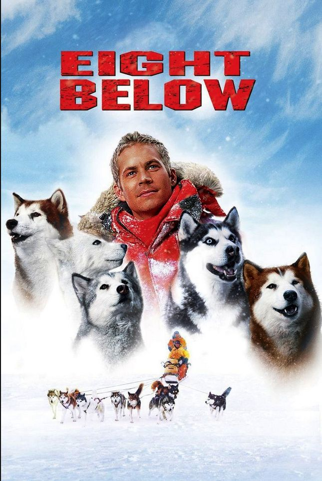 Eight Below 2006 Full Movie In Hindi 720p HDRip 737MB Download