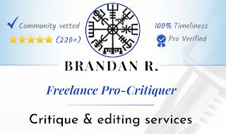 Brandan R profile on CritiqueMatch