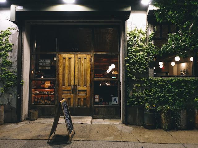 ブルックリン・ワイナリー(Brooklyn Winery)