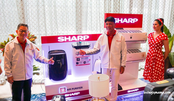 Sharp Philippines Corporation - Sharp home appliances - home appliances - Filipina mom - Bacolod mommy blogger - home convenience - family