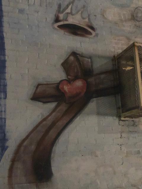 Amazing Mural in Bensonhurst