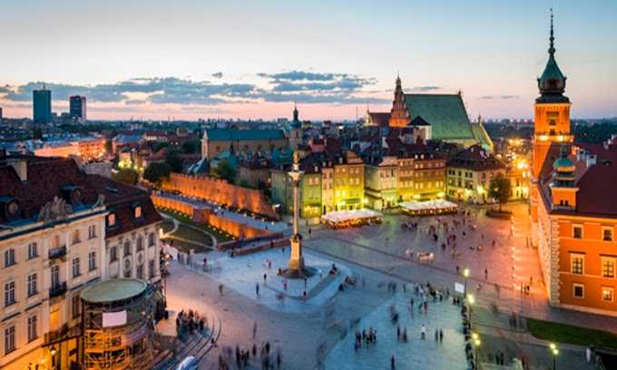 Everything you need to know about Warsaw City before you emigrate