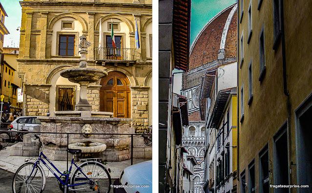 Alugar bicicleta em Florença