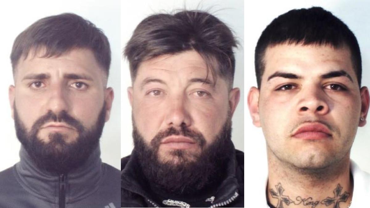 Picanello Carabinieri arresto terzo spacciatore