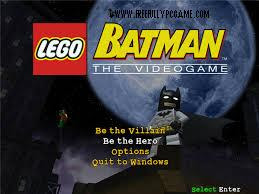 Lego Batman The Videogame Pc Game Free Download Full Version