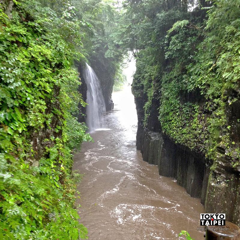 【高千穗峽】阿蘇火山噴發後的峽谷 充滿能量的神話景點