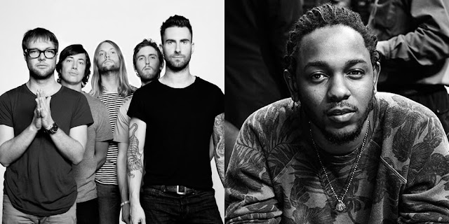 """Maroon 5 estrena su nuevo sencillo """"Don't Wanna Know"""" con Kendrick Lamar"""