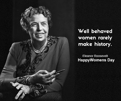 female inspirational quotes - International Women's Day Images with Quotes