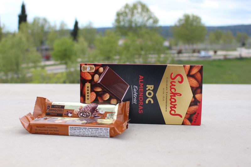 Degustabox chocolate
