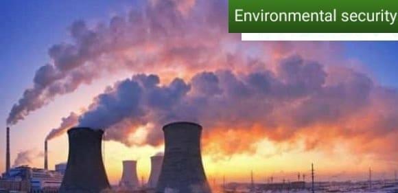 Concept Environmental Security
