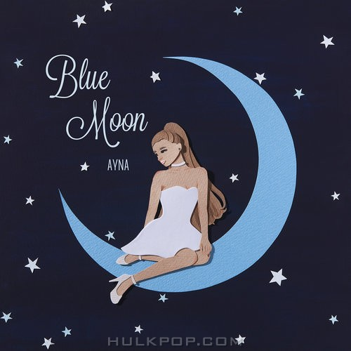 AYNA – Blue Moon – Single