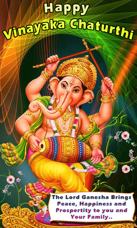 Ganesh chaturthi 2019 wishes hd images gifs wallpapers photos pics whatsapp status