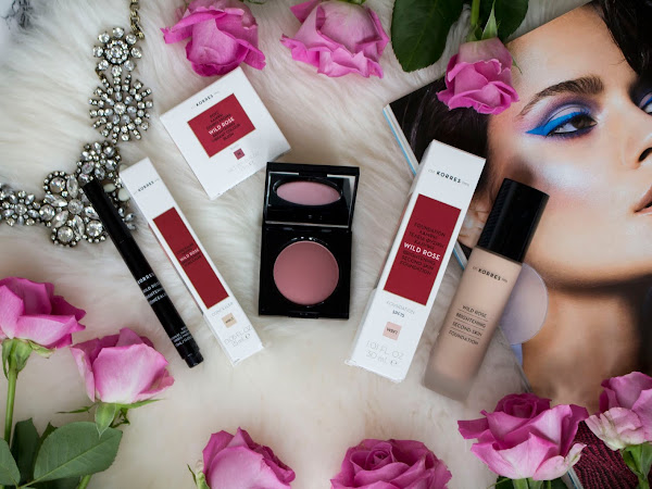 KORRES Wild Rose Kollektion dekorative Must Haves