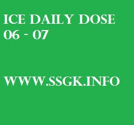 ICE DAILY DOSE 06 - 07