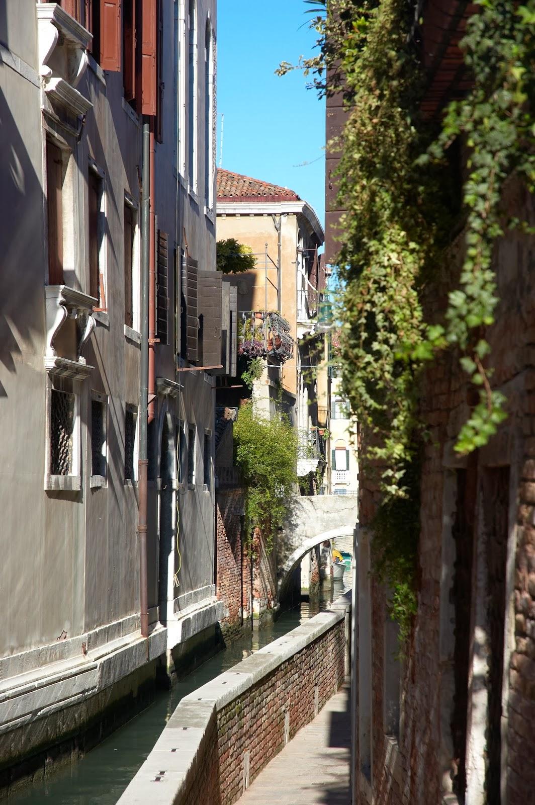 urokliwe zaułki w Wenecji