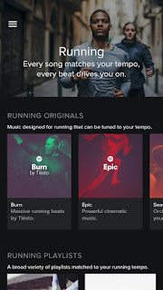 Spotify Running arrives on Android