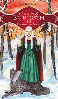 Reseña de la novela de fantasía Los versos del destino, de Javier Ruescas