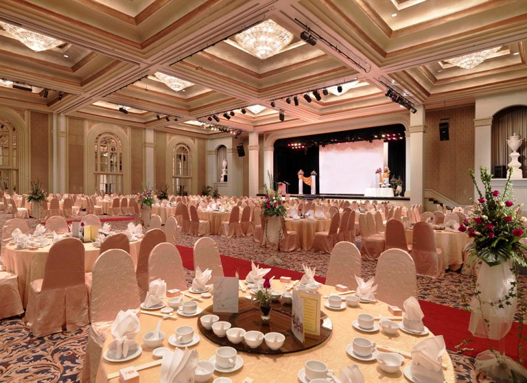 Sunway Putra Hotel, KL