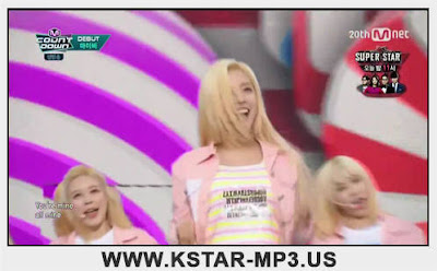 [Performance] myB - My Oh My @ M! Countdown 2015.08.27