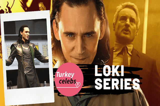 Loki series the god of mischief the upcoming series.