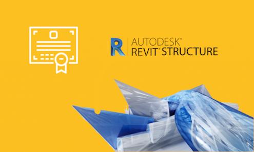 Curso Monográfico. Autodesk Revit Structure. Rendersfactory (Cursos online Arquitectura, Ingeniería y Construcción)