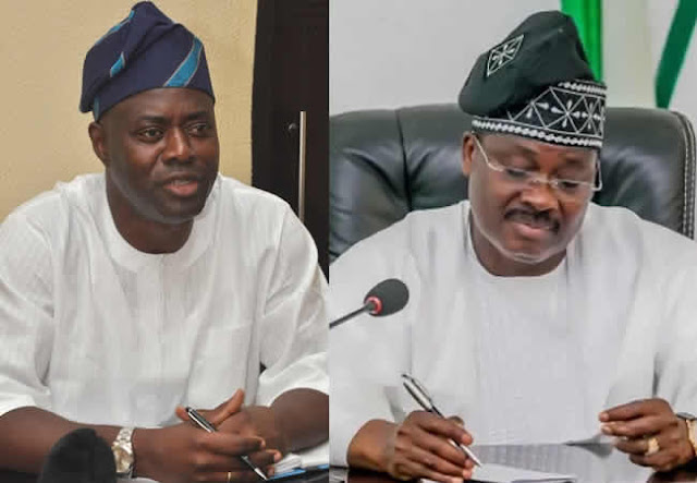 Do not brand Oyo civil servants as thieves – Makinde tells Ajimobi