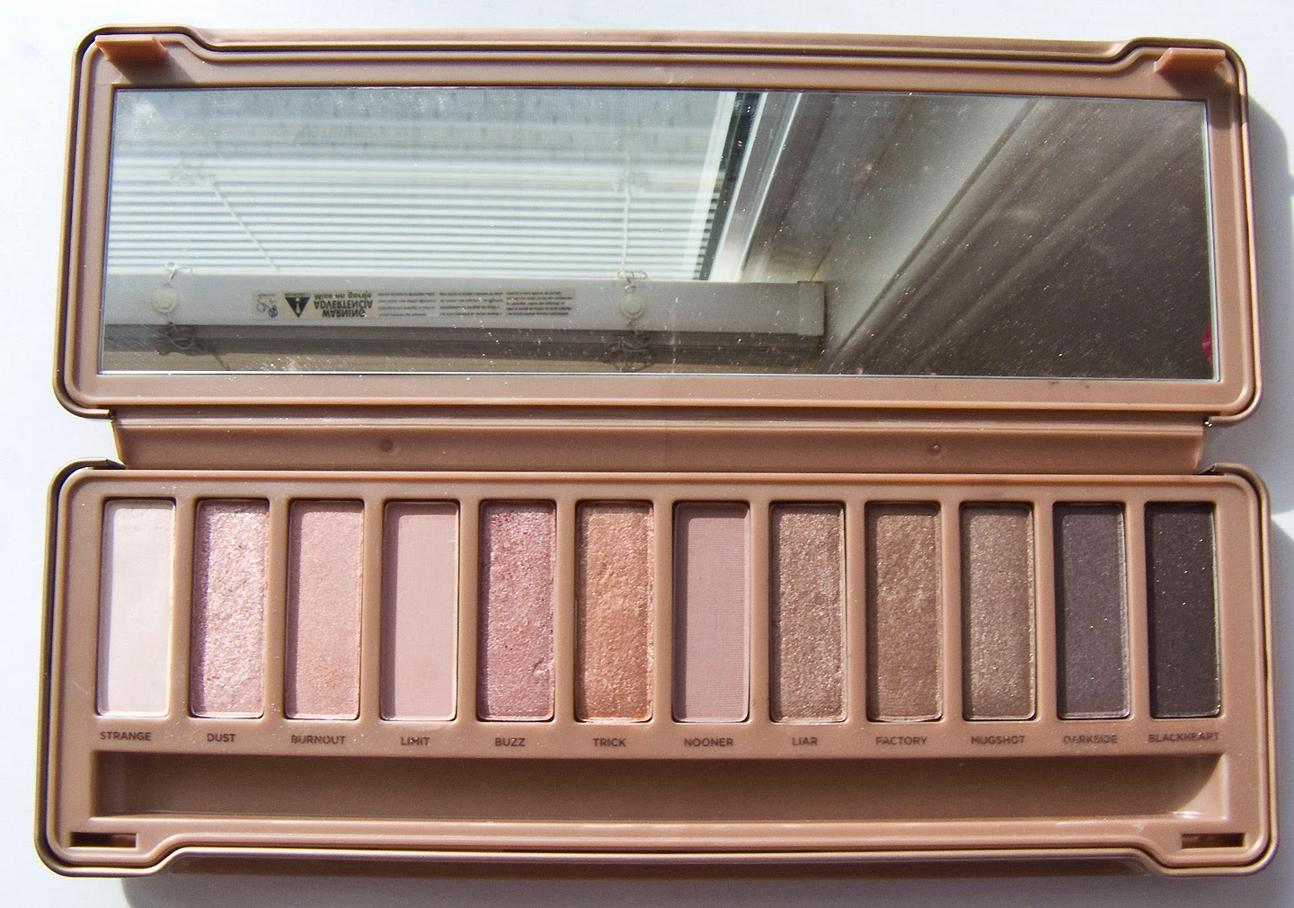 Urban Decay Naked Palette Nude