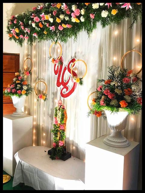 wedding decor kerala  kochi