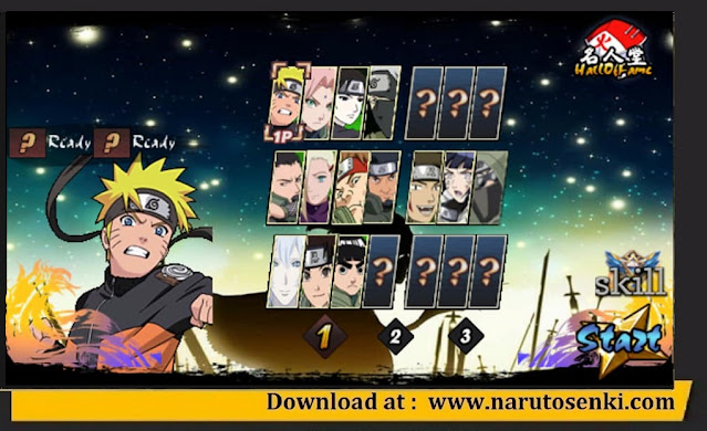 Download Naruto Senki the Last Fixed Mod