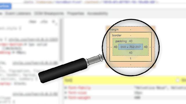 Cara Mencari Kode Template yang Ingin Diubah