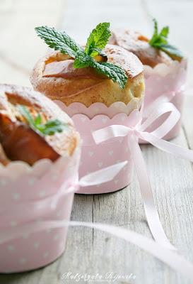 muffinki z jabłkami, babeczki, jabłkowe, daylicooking, Małgorzata Kijowska