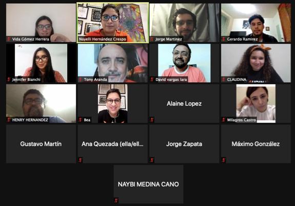 Participan candidatas y candidatos de MC en foro acerca del cambio climático