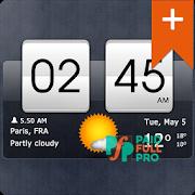 Sense Flip Clock And Weather Pro Paid APK