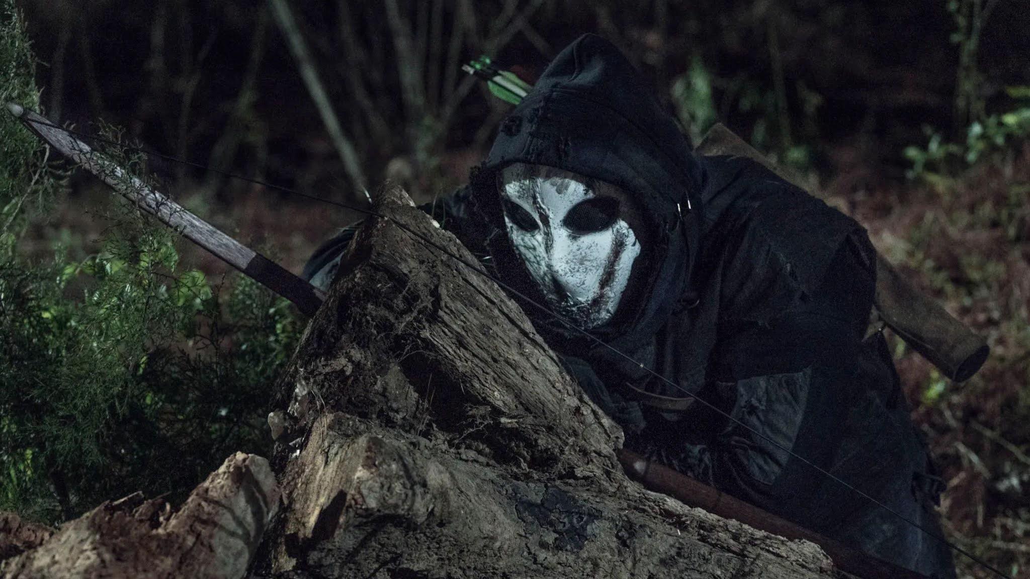 Uno de los Reapers al acecho en The Walking Dead 11x03
