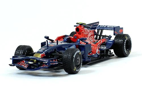 Toro Rosso STR3 2008 Sebastian Vettel f1 the car collection