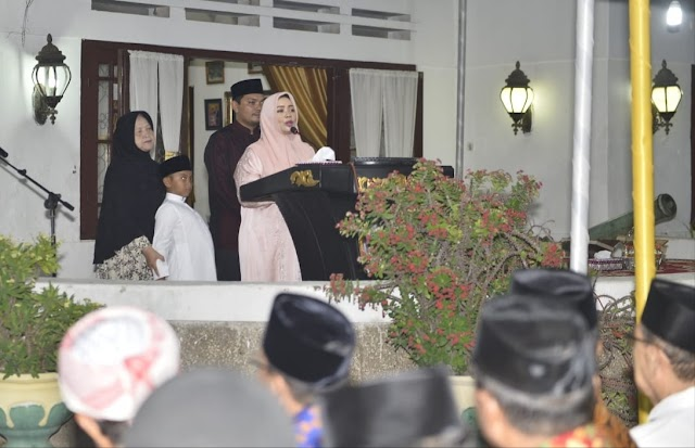 Mengenang 6 Tahun Almarhum H Ferry Zulkarnain, Digelar Do'a dan Haflah Al-Quran