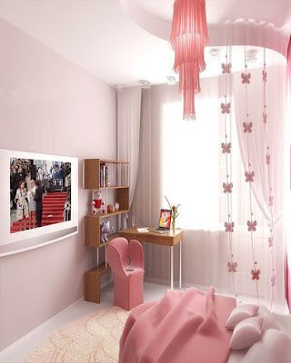 cuartos tumblr rosa