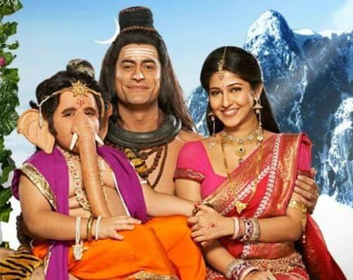 Sonarika Bhadoria in Devo Ke Dev Mahadev (TV serial)