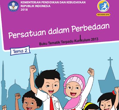 Buku ipa smp kelas 9 k 2013 semester 2. Kunci Jawaban Tematik Tema 2 Kelas 6 Kurikulum 2013 Revisi 2018 Soal Tematik Sd